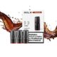 Relx Pods Dark Sparkle -pack of 3 pieces