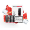RELX Pods Fresh Red (Watermelon) -Pack of 3 pieces