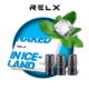 RELX Pods Mint Pack of 3 pieces