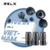 RELX Pods Blue Burst (Blueberry Mint) Pack of 3 pieces