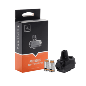 Geekvape Aegis Boost Plus Replacement Pod and Coil -1 Pod 2 Coils