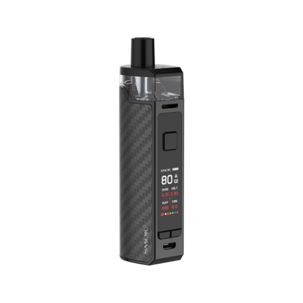 SMOK RPM80 Kit Built-in 3000mAh Black Carbon fiber