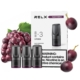 RELX Pods Tangy Purple (Grapes) Pack of 3