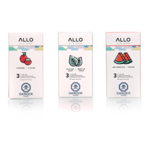 Allo Pods Pack of 3