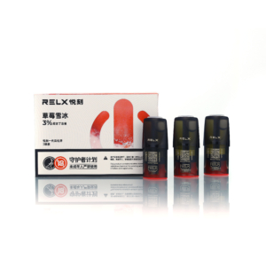 RELX Pods Strawberry Ice