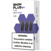 Snowplus Pods 3.0 Mixed Berry 3%-Pack of 3