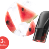 Snowplus Pods Watermelon 3% -Pack of 3