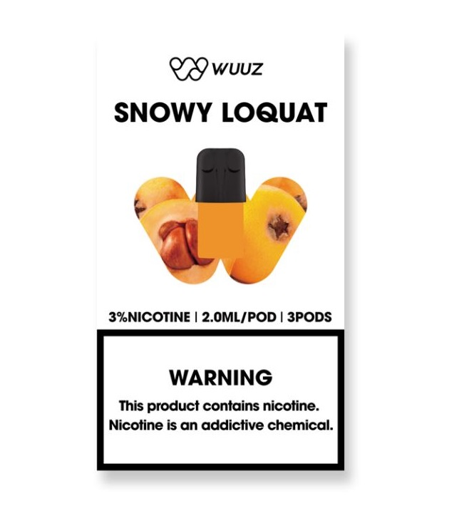 The Wuuz S2 Pods Pack of 3